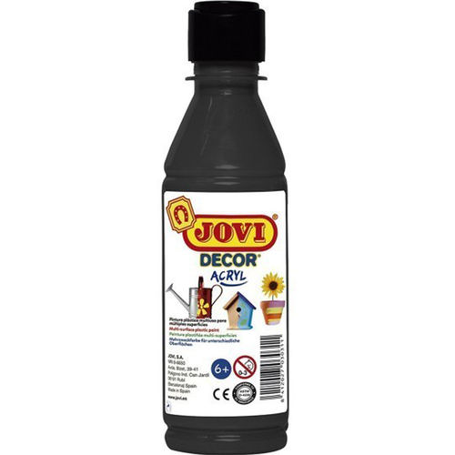 Jovi Decor Acryl Negro 250ml