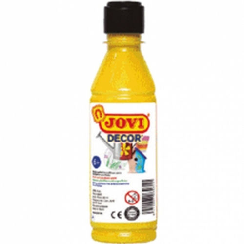 Jovi Decor Acryl Amarillo 250ml
