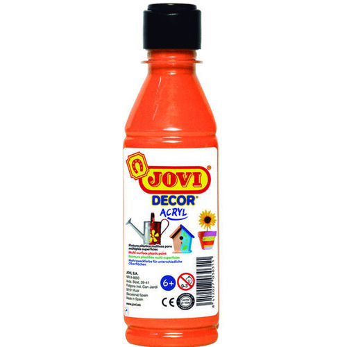 Jovi Decor Acryl Naranja 250ml