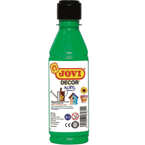 Jovi Decor Acryl Verde 250ml
