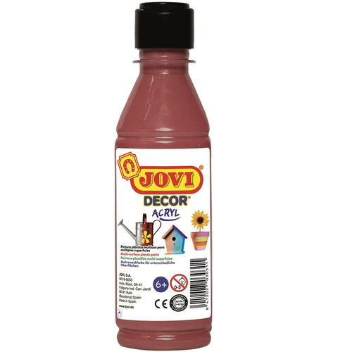 Jovi Decor Acryl Marron 250ml