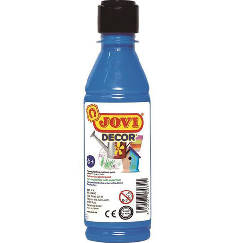 Jovi Decor Acryl Azul 250ml