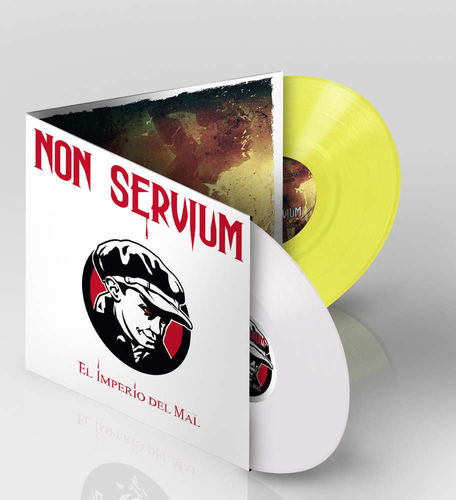 LP Non servium El imperio del mal (Doble vinilo color)