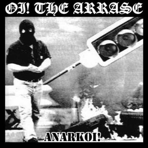 "LP OI! THE ARRASE ""ANARKOI!"" (DOBLE VINILO)"