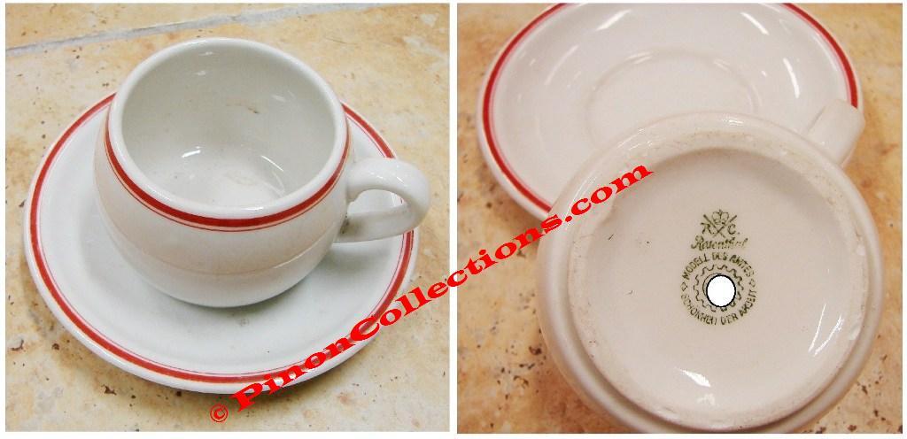vaisselle ensemble petit d jeuner tasse soucoupe en porcelaine d cor e fabrication. Black Bedroom Furniture Sets. Home Design Ideas