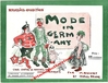 "KOLOSSALE KOLLECTION - ""MONDE IN GERMANY LIGUE CONTRE LE MAUVAIS GOUT ANGLO FRANCAIS"" - 16 pages"