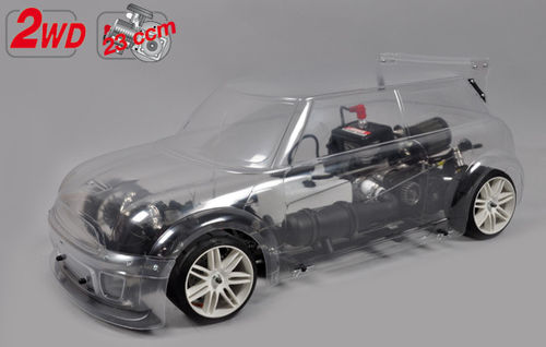 FG Sportsline 2WD Mini Cooper - Without motor