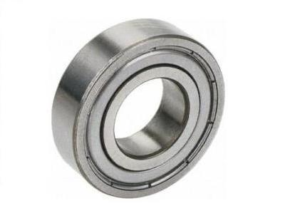 63800-ZZ Steel Flanges Ball Bearing