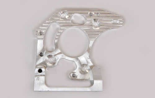 FG - Alloy gear flange-engine mount Evo2020 [01040/01]