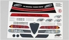 FG - Basic decal set for Alfa Romeo [08079/01]
