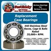 Team Fast Eddy Replacement RC/CY Engine Bearing Set