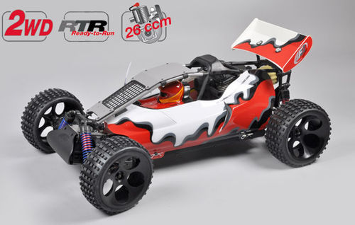 Off-Road Buggy WB 535, 2WD, RTR,  painted body
