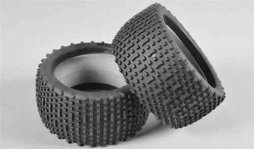 FG - Truggy Pin 185 - M / OR tires, inserts [67207/02]