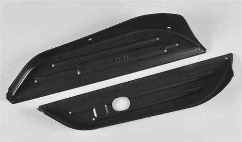 FG - ABS-splash guard le./ri. Leopard 2WD/4WD, TR2, TR4 [67151]