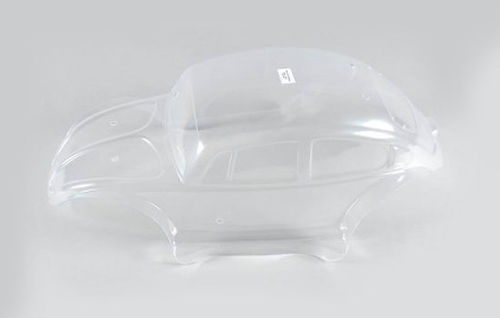 FG - Beetle WB535 body shell, clear [54150/01]