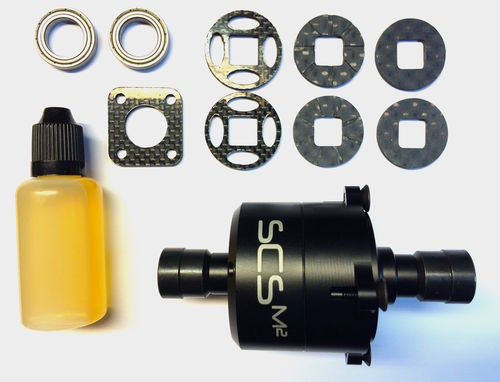 "Powerlock Differential SET ""Black Edition 2016"""