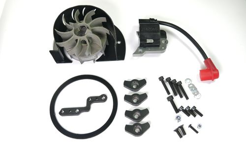 SCS M² - Power Fan Wheel 72mm OFFROAD Set [M50026]