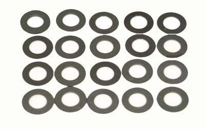 Spacer for o-ring, 4 pcs