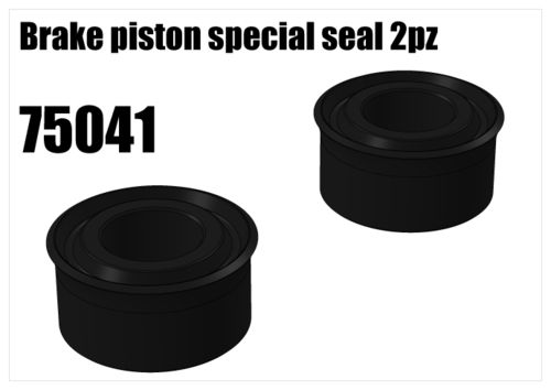 RS5 - Brake rubber piston special seal [75041]