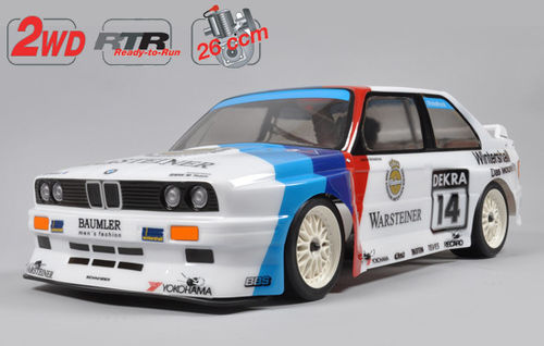FG - Challenge Line BMW E30 - Clear Body [198059]