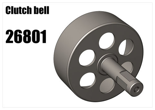 RS5 - Clutch bell [26801]