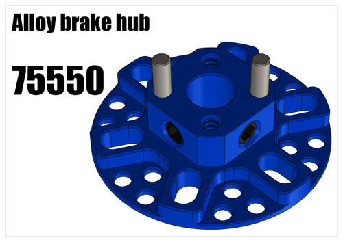 RS5 - Alloy brake hub [31170]