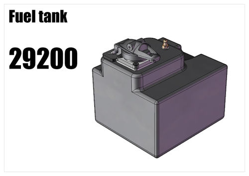 RS5 - XF Fuel tank [29200]