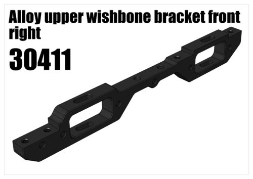 RS5 - Alloy upper wishbone bracket front right [30411]