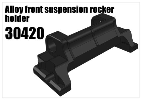 RS5 - Alloy front suspension rocker holder [30420]