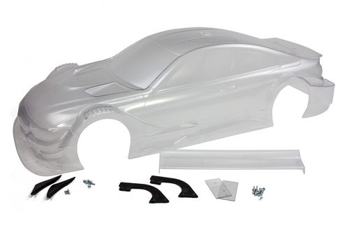 FG - BMW M4 bodyshell clear [08190]