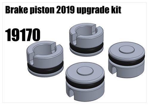 RS5 - Brake Piston 2019 Upgrade Kit [19170]
