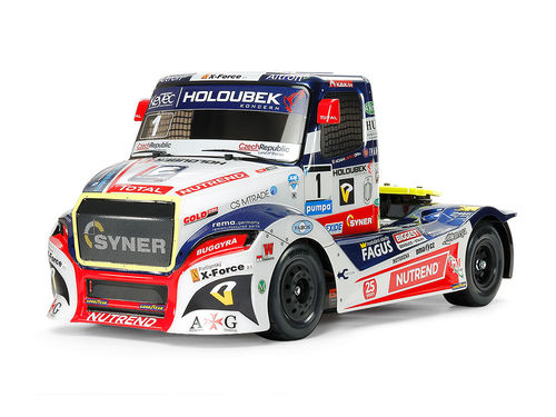 Tamiya - Camion Buggyra Racing Fat Fox [58661]