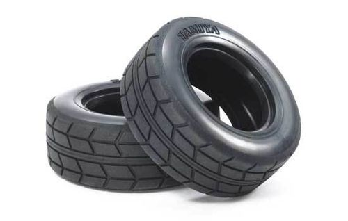 Tamiya - Man TGS Team Hahn Racing Tyres [51589]