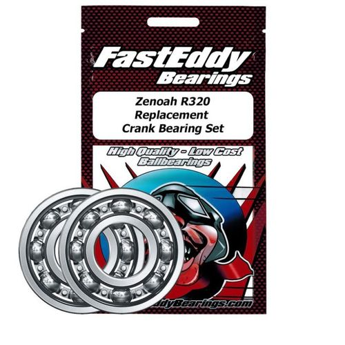 Fasteddy - Zenoah G320RC Replacement Bearing Set
