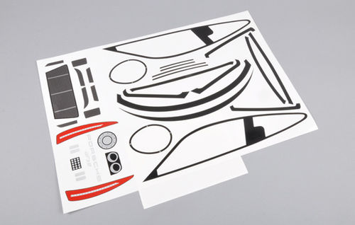 FG - Stickers set Porsche 911 GT3 R [05193]