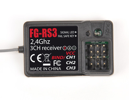 FG - FG-RS3 Receiver 2.4GHz [07573/01]
