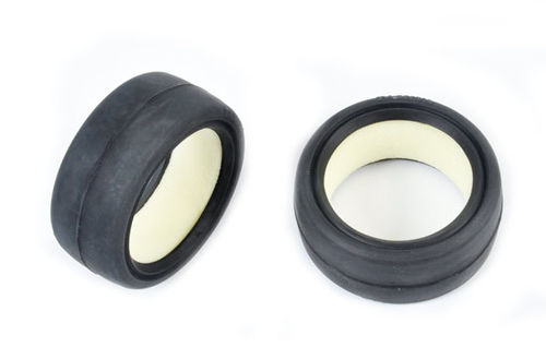 Tamiya - Medium-Narrow Racing Slicks [51049]