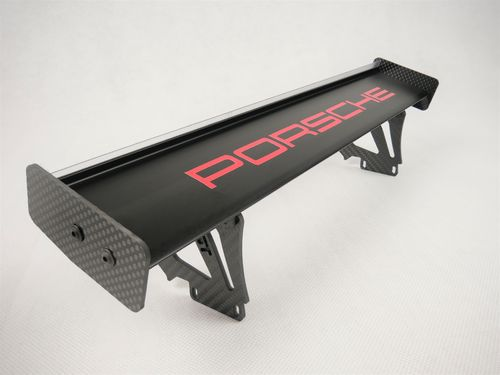 SCS M² - GT3R Wing with carbon brackets [M20560]