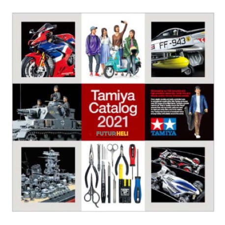 Tamiya - Catalogue 2021 [64431]