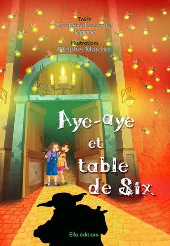 Aye-aye et table de six