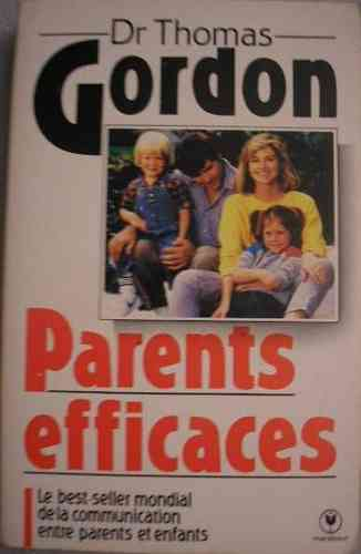 LIVRE Dr Gordon Parents efficaces 1993