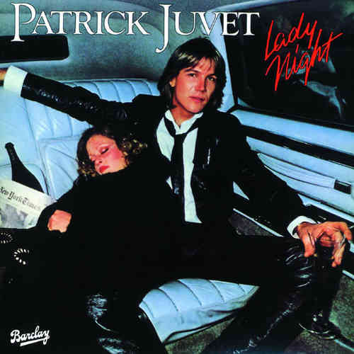 VINYL 33T patrick juvet lady night 1979
