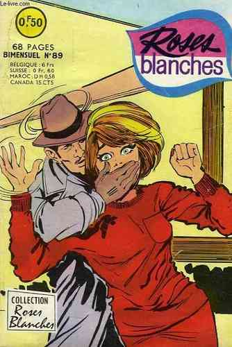 BD Roses blanches n°89 1968