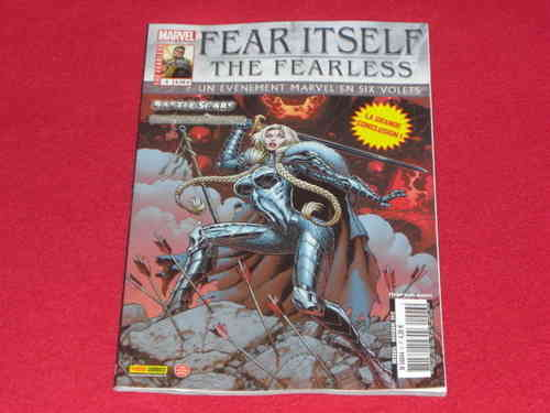 BD Fear itself the fearless marvel comics 6