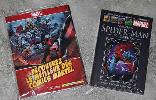 BD Spider Man vocation 1 Marvel Comics emballé