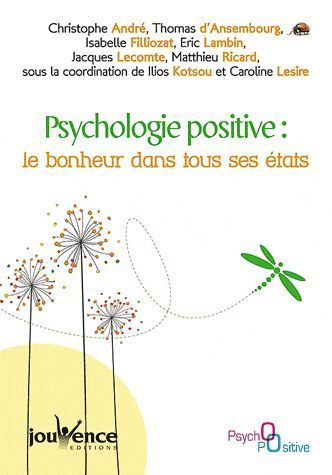 LIVRE psychologie positive collectif