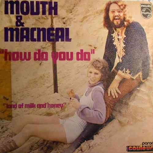 VINYL45T mouth macneal how do you do 1972