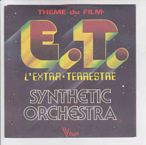 VINYL45T synthetic orchestra 1982