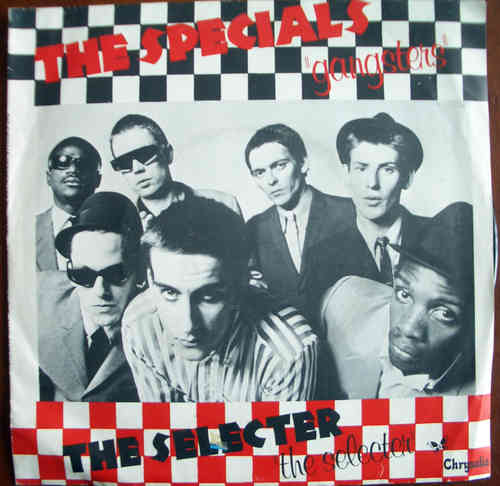 VINYL45T the specials gangsters 1979