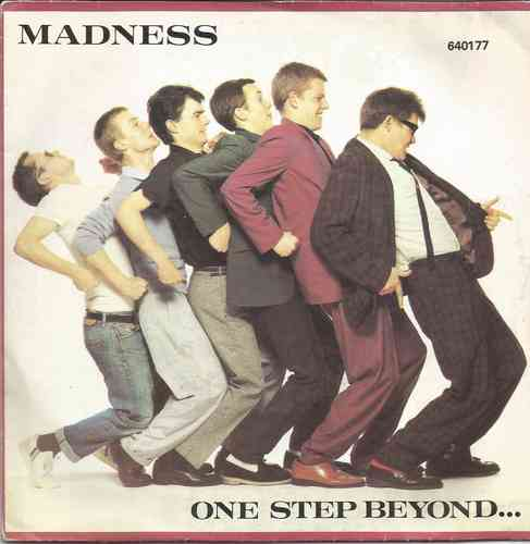 VINYL45T madness one step beyond 1979